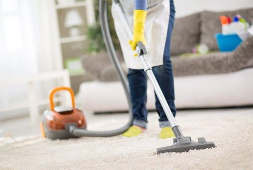Quoting carpet cleaning service